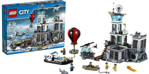 LEGO City Prison Island Building Set Only $57.59 Shipped (Regularly $71.99) & More