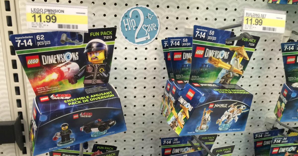 LEGO Dimension Toys