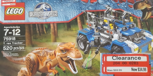 Target Clearance Find: LEGO Jurassic World Sets Possibly 50% Off