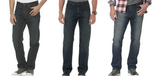 Kmart.com: Men's Levi Jeans $21.99 AND Earn $20 Shop Your Way Points