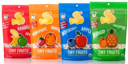 Walgreens: Little Duck Organic Snacks Only 88¢ Each