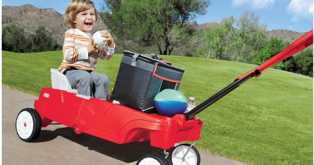 little-tikes-wagon
