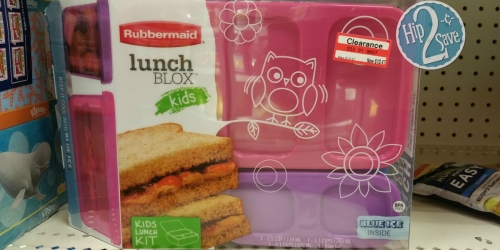 Target: Rubbermaid Lunch Blox Possibly $6.85 – Regularly $14.97 (+ Save on Pet Beds!)