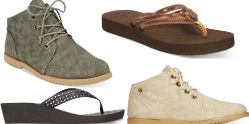 Macy's: Up to 40% Off Select Women's Shoes + Earn $10 Macy's Money for Every $50 Spent