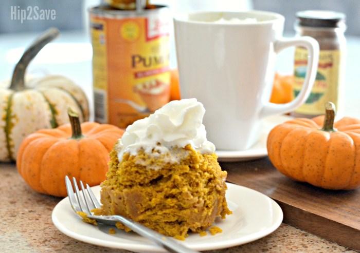 make-pumpkin-cake-in-a-mug