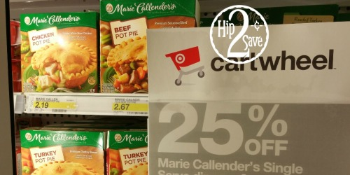 Target: Marie Callender's Chicken Pot Pies Only 81¢ Each (After Checkout 51)