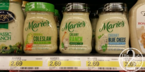 Target: Marie's Salad Dressing Only $1.02