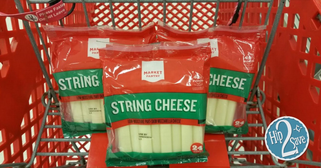 Market Pantry String Cheese
