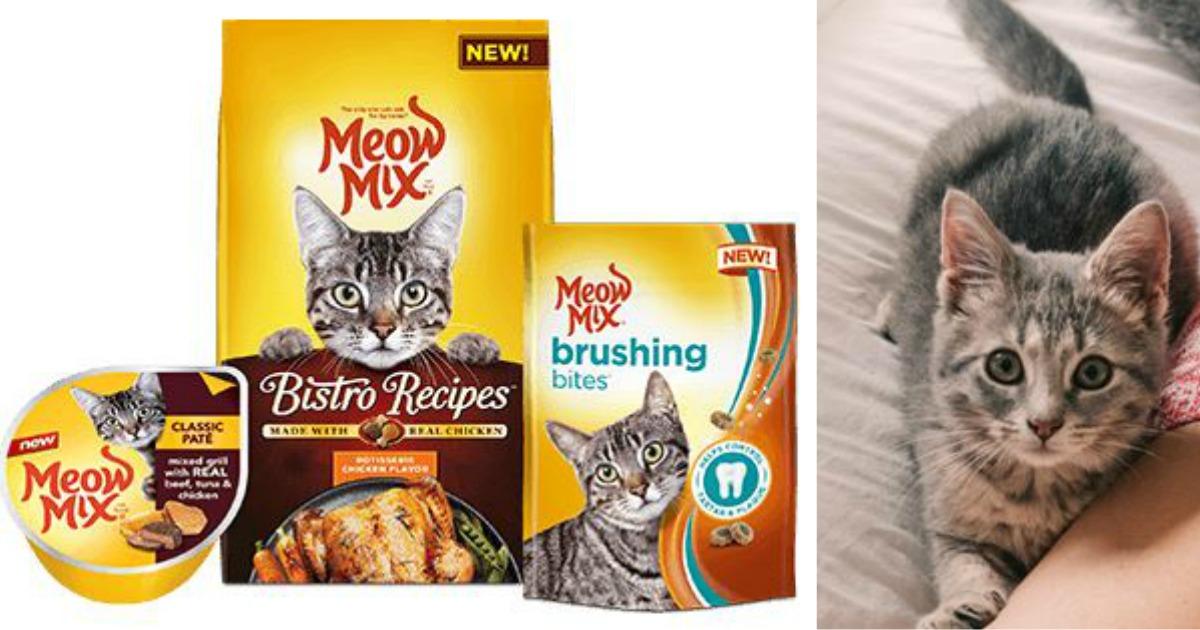 Meow Mix Samples