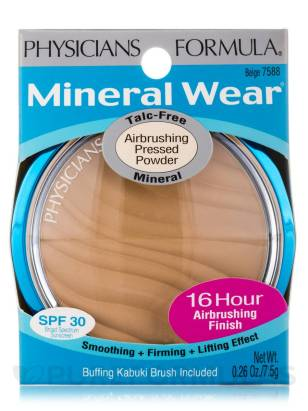 mineral-wear-talc-free-airbrushing-pressed-powder-spf-30-beige-026-oz-by-physicians-formula-extra2