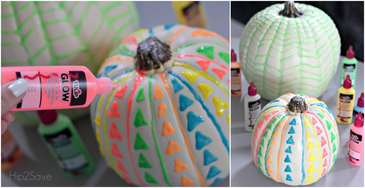 no-carve-glow-in-the-dark-pumpkins