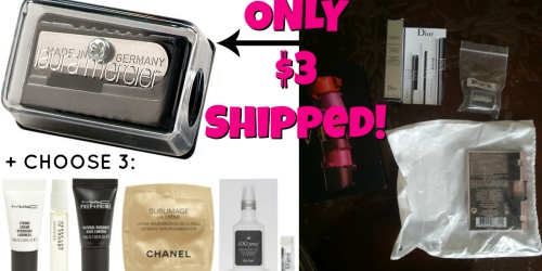 Nordstrom: Laura Mercier Pencil Sharpener AND 3 Samples Only $3 Shipped (+ A Reader's Feedback)