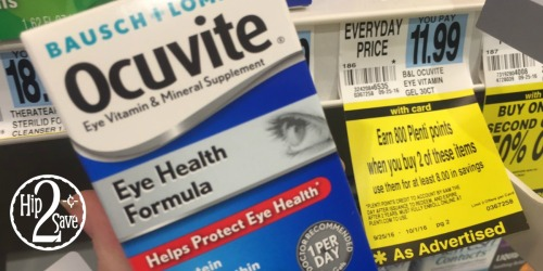 Rite Aid: Cheap Ocuvite Eye Vitamins, Finesse & Dove Hair Care, Nabisco Crackers + More