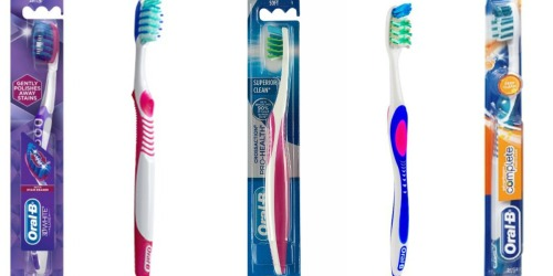 Rite Aid: FREE Oral-B Toothbrushes After Plenti Points (Starting 9/25)