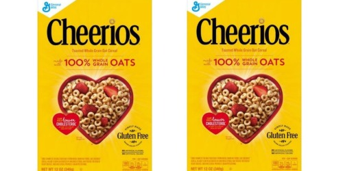 CVS: Cheerios Only 49¢ After Checkout51 Starting 9/18 (Print Coupon Now)