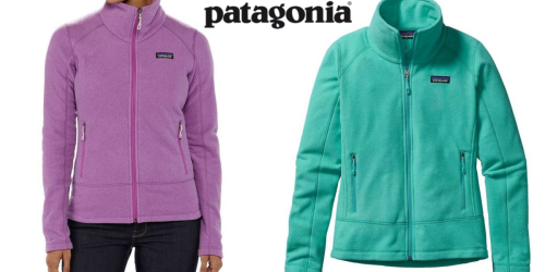 Patagonia: Women's Emmilen Fleece Jacket ONLY $59 Shipped (Regularly $119)