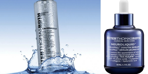 Peter Thomas Roth: 50% Off Best-Selling Serums