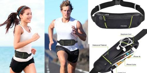 Amazon: iTECHOR Sport Running Belt Just $6.99