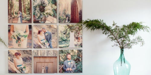 PhotoBarn: Custom 6×6 Photo Board OR 8×10 Wood Photo Print Only $9.99 Shipped