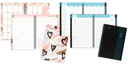 Mead Student Planners As Low As $3.05 Shipped (+ Coupon Organizer Only $4.24 Shipped)