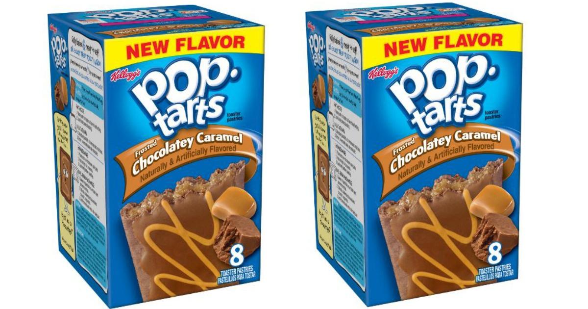 Pop-Tarts Chocolatey Caramel