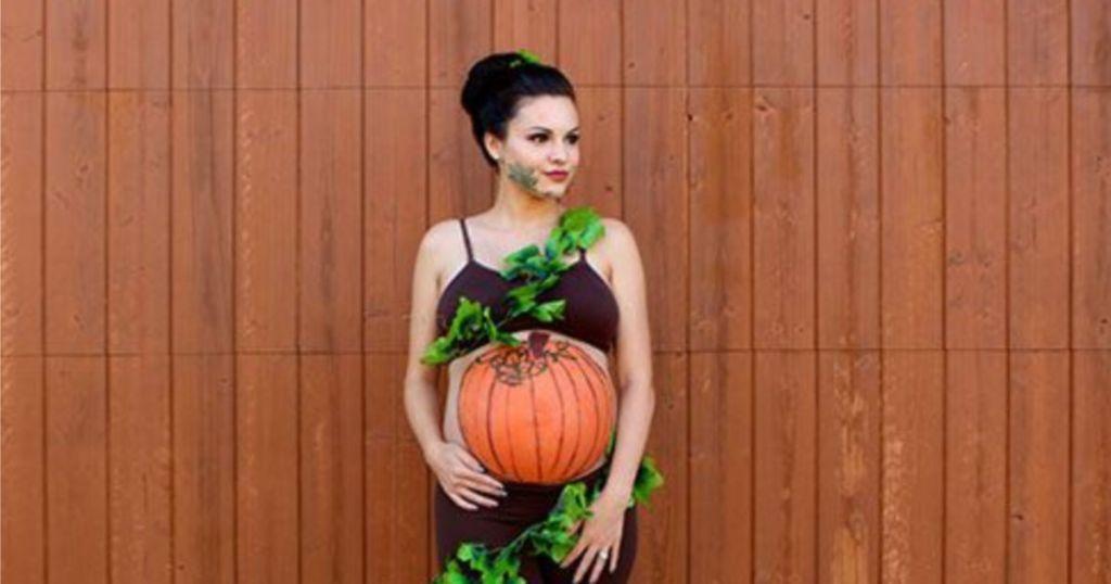 preggo halloween costume ideas