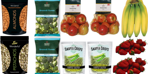 Target Shoppers! RARE Fruit, Veggies & Healthy Snacks Cartwheel Offers