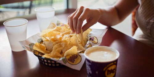 Moe's Southwest Grill: FREE Queso & Chips On 9/15