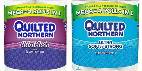 Target: Nice Savings on Quilted Northern Bath Tissue After Gift Card (Starting 9/11)