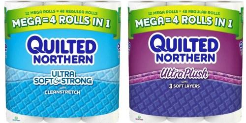 Target.com: HUGE Savings On Quilted Northern & Angel Soft Bathroom Tissue