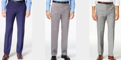 Macy's: HUGE Markdowns On Men's Dress Pants = Ralph Lauren Pants ONLY $19.99