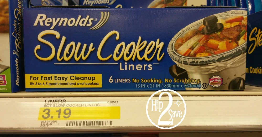 reynolds-slow-cooker-liners-target