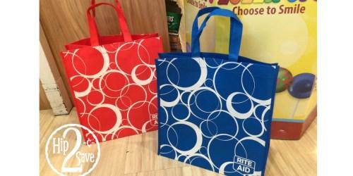 Rite Aid: Free Reusable Shopping Bag
