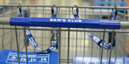 Sam's Club Scan & Go App: Scan Items While Shopping, Pay Via App & Skip the Checkout Lanes
