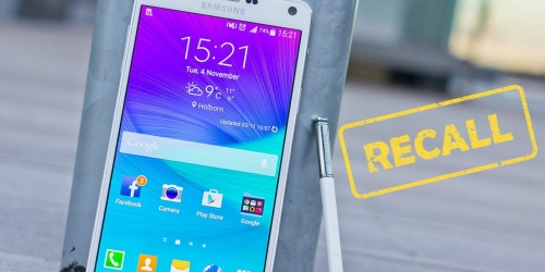 Over 2.4 Million NEW Samsung Galaxy Note 7 Phones Being Recalled Due to Faulty Battery