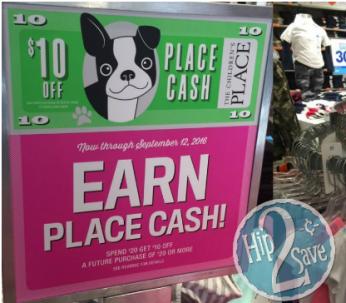 Place Cash