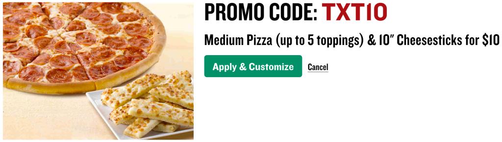 Papa John's: Free Large 3-Topping Pizza w/ $15 Order = 2 ...