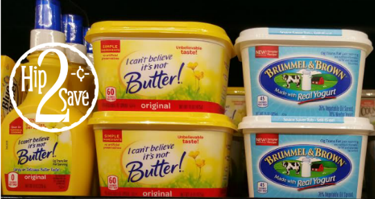 I Can't Believe It's Not Butter Target