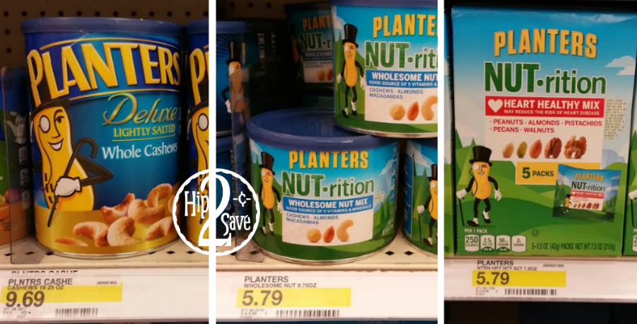 Planters Target