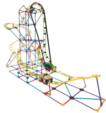 K'NEX Education - STEM Explorations: Roller Coaster Building Set