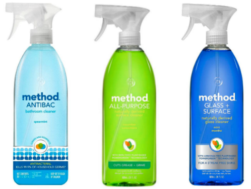 Method Cleaners