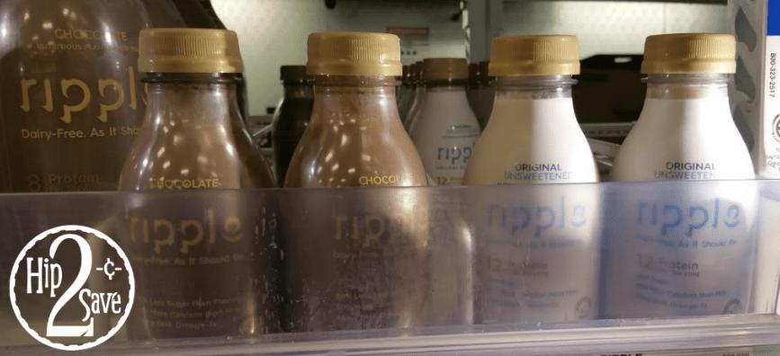 Ripple Milk Target