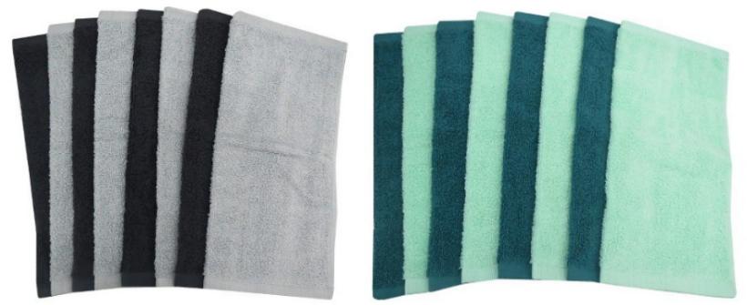 Room Essential Washcloth Sets