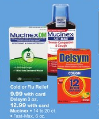 graphic about Delsym Printable Coupons named $4 within Contemporary Delsym Cough Aid Discount codes \u003d Simply just $5.49 Every at