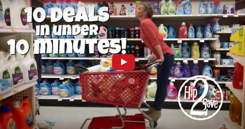 Target Shopping Video