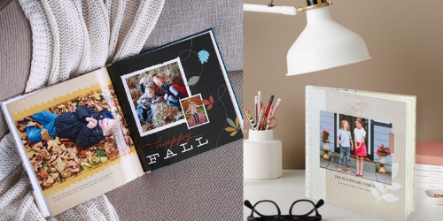 Shutterfly: Free Custom 8×8 Hardcover Photo Book – Just Pay Shipping