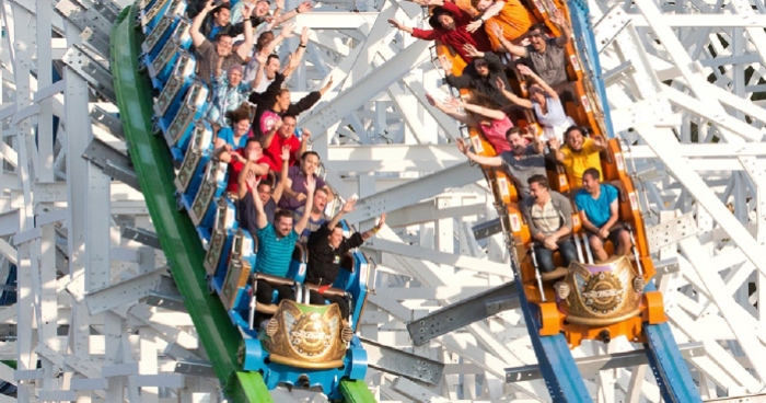 Six Flags Season Pass Flash Sale: Over 70% off 2017 Passes, Free