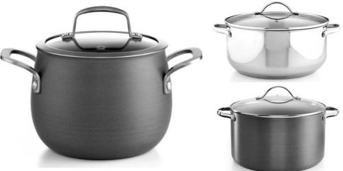 Macy's.com: Belgique 3-Quart Soup Pot w/ Lid Only $12.99 (Regularly $44.99)