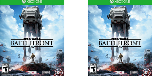 Star Wars Battlefront Xbox One Game Only $19.93 (Regularly $59.96)