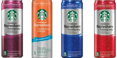 Target: Starbucks Refreshers Only 44¢